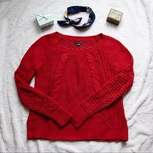 AEO Real Soft Snowed In Sweater